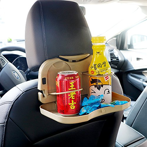 SalaBox-Accessories - Auto Drink Food Cup Tray car folding table Hot Selling car cup holder Holder Stand Desk Car Back Seat Table Car Accessories from SalaBox-Accessories