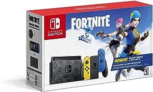 Nintendo Switch Fortnite Edition - Wildcat Bundle