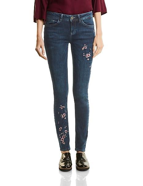 31  L30 Slim Fit  dunkelblau NEU Street One YORK  Jeans  W 29