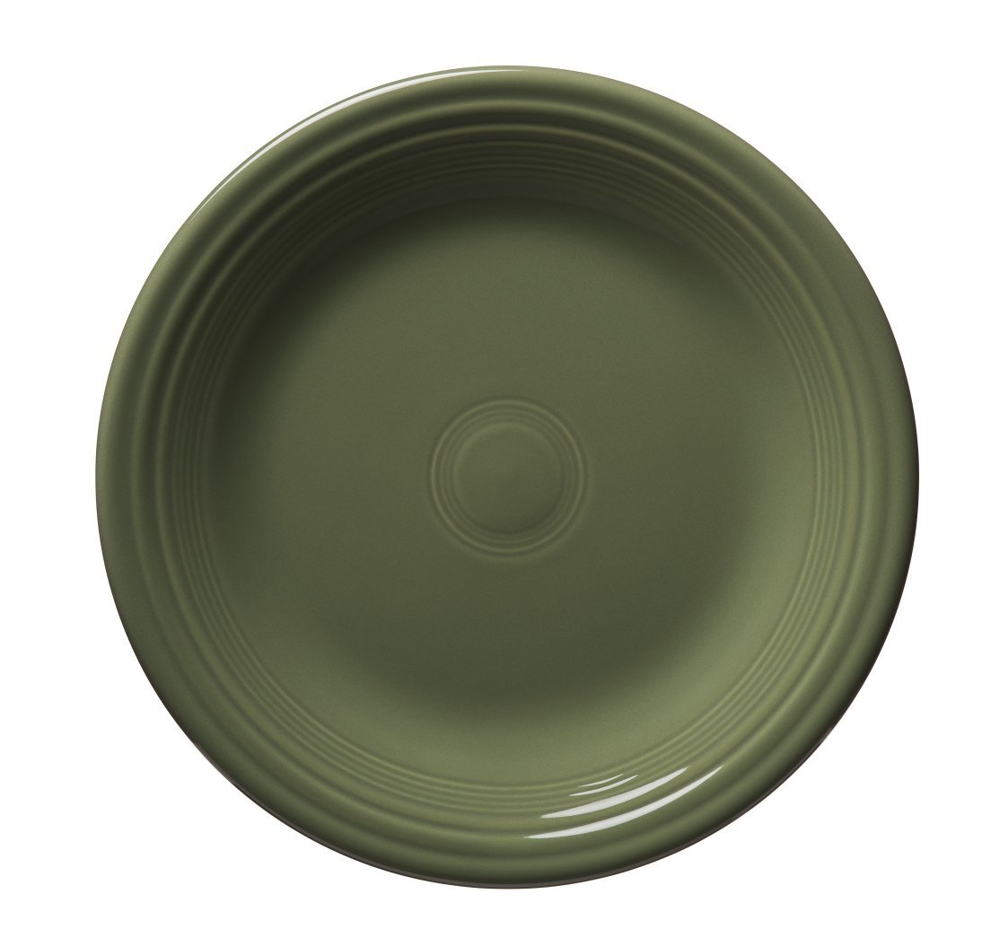 "Fiesta Dinner Plate, 10-1/2"", Sage"
