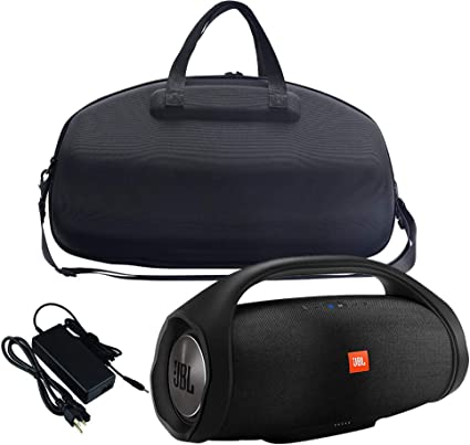 by COMECASE Hard Travel Case for JBL Boombox Portable Bluetooth Waterproof Speaker
