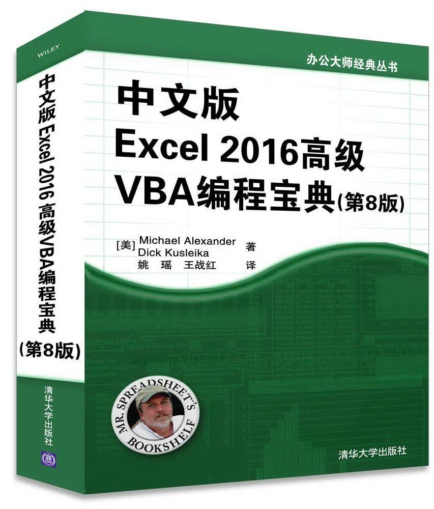 中文版Excel 2016高级VBA编程宝典(第8版)(办公大师经典丛书) ebook