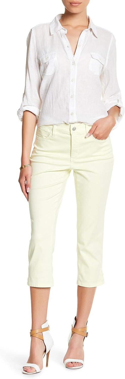 NYDJ Women's Petite Size Karen Capri Jeans in Lightweight Super Sculpt Denim