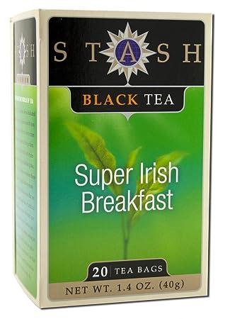 Amazon.com: Stash Tea Té Negro (Contiene Cafeína) – Desayuno ...