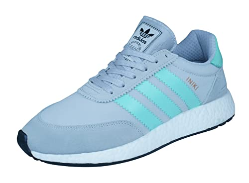 the latest 6acbb 26d1d adidas Originals Iniki Runner I-5923 Mens Trainers Shoes-Grey-4