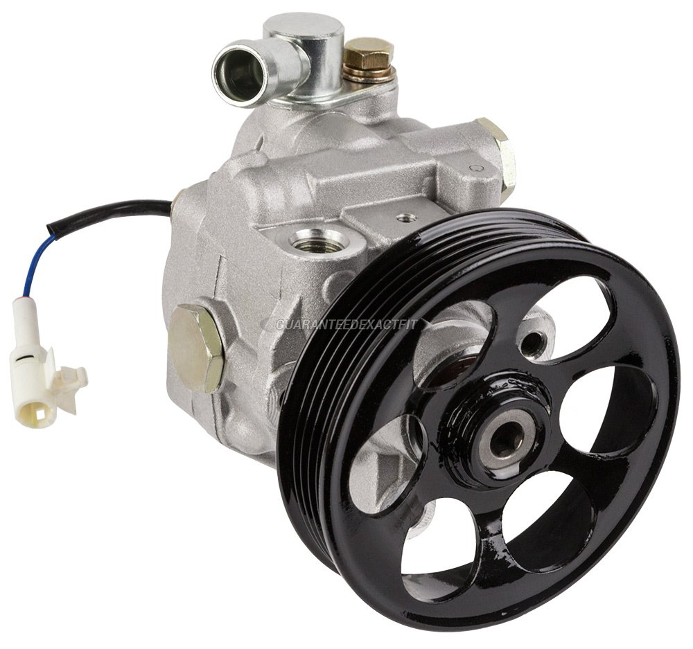 New Power Steering Pump For Subaru Forester & Impreza - BuyAutoParts 86-01593AN New by BuyAutoParts
