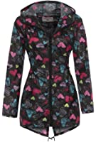 Women's Leopard Festival Raincoat Size 12 - 20
