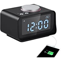 Akaso USB Digital Alarm Clock
