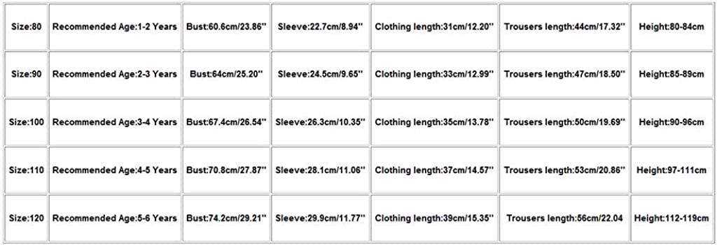 Streifen Drucken Schlaghose S/äugling Kleinkind Kinder Outfits XXYsm Baby M/ädchen Kleidung Set Fr/ühling Langarm Einfarbig Oberteile