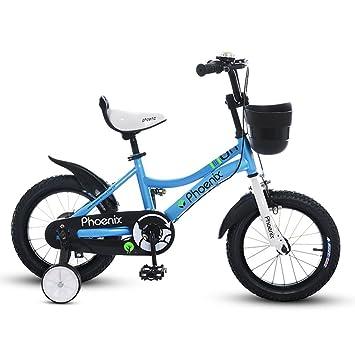 Amazon.com: YXGH- Bicicleta infantil 2-4-6 años de edad 18 ...