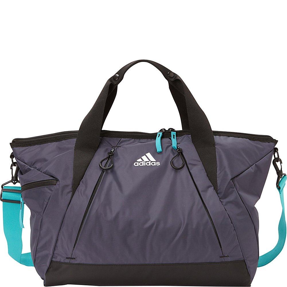 adidas Studio II Duffel (Trace Blue/Hi-Res Aqua/Black)