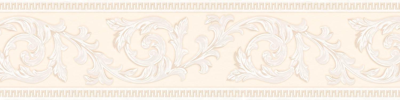 Stick Ups border - material: self-adhesive border - colour: cream, grey - article no. 7690-6212 n.a. 9062-12