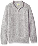 #6: Crazy 8 Boys' Half-Zip Pullover Sweater