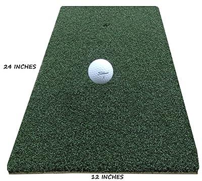 Premium Par 1'X2' Golf Hitting Mat