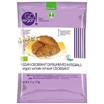 Va el vegano Croissant Trigo 5x35g Integral: Amazon.es: Salud y cuidado personal