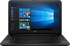 "2017 HP 15.6"" Laptop - 7th Gen Intel Kaby Lake Intel Dual-Core i5-7200U 8GB Memory 2TB HDD WLED Backlight Textured linear gradient grooves in black"