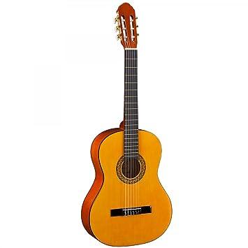 TrAdE shop Traesio- Guitarra Classic de Madera 80 cm Cuerdas de Nailon Herramienta Musical: Amazon.es: Electrónica