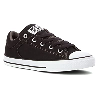 CONVERSE Chuck Taylor All Star Street Sneakers High schwarz