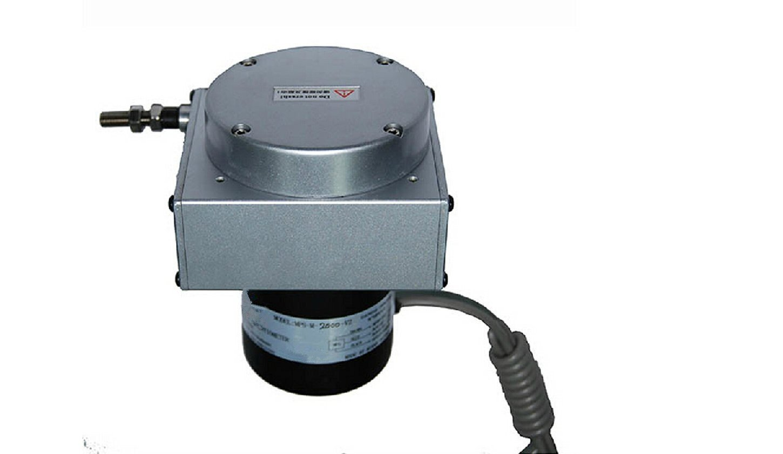 middle type MPS-M-1700mm-V cable-rope displacement sensor 0-5V or 0-10V output