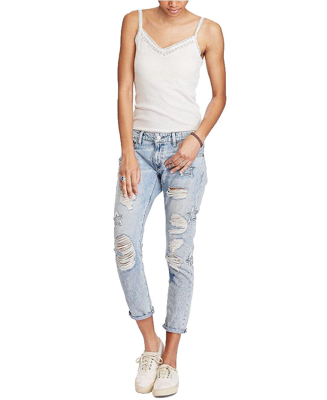 92ffdbb6d Denim & Supply Ralph Lauren Grove Skinny Boyfriend Jeans (Wesley, 30) at  Amazon Women's Jeans store