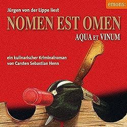 Nomen est Omen: Aqua et Vinum (Julius Eichendorff 2)