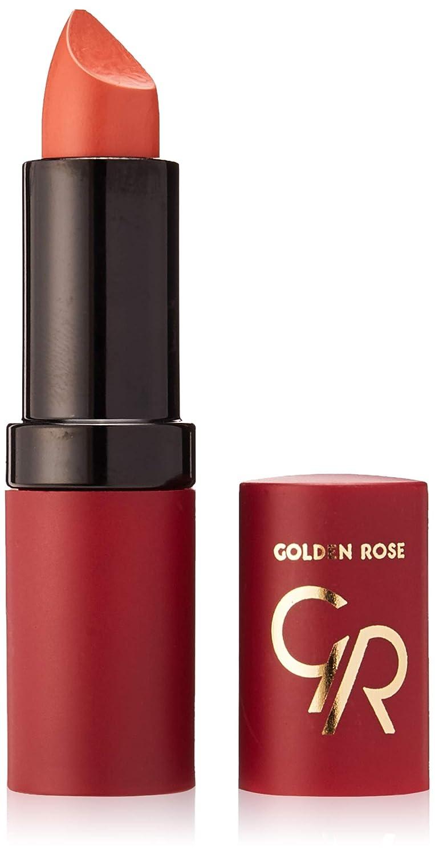 Golden Rose Velvet Matte Lipstick - 21 - Crusta Orange
