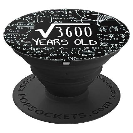 Amazon.com: Pie cuadrada de 3600: 60 años de edad, 60 ...