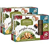 Rachael Ray Nutrish Purrfect Entrees Grain Free Natural Wet Cat Food Variety Pack, 2.8 Oz. Tub (Pack Of 24)