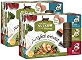 Rachael Ray Nutrish Wet Cat Food Variety Pack Purrfect Entrees, 2 Ounce Cups (Pack of 24)