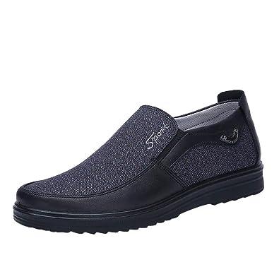 precio competitivo cliente primero comprar lo mejor Fannyfuny_Zapatos para Hombre Náuticos Zapatos Casuales ...