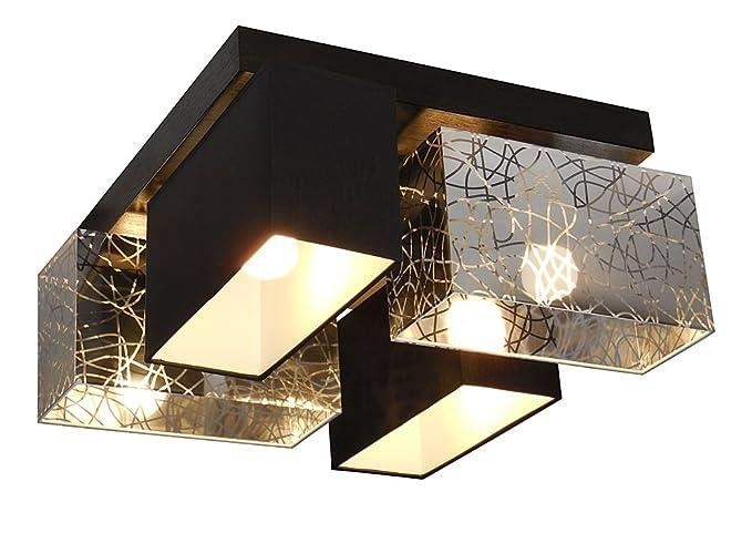 Lámpara de techo - WeRo Design Bilbao de 004 - - lámpara de techo ...
