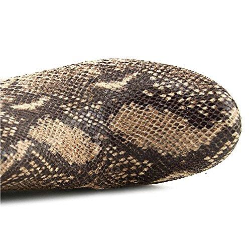 INC International Concepts Taytee Daim Bottine Snake Tan Y415rpze