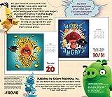Angry Birds 2017 Boxed/Daily Calendar
