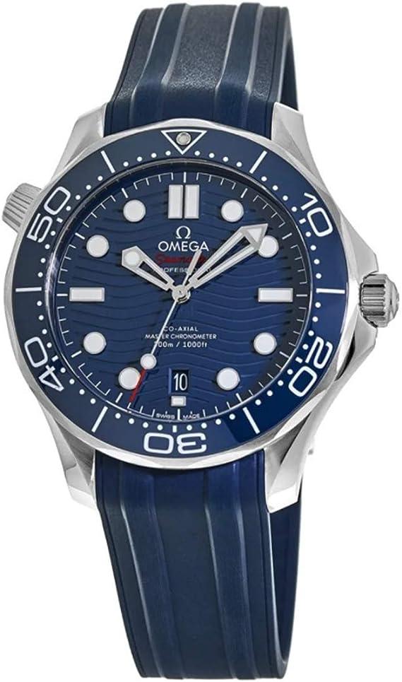 Omega Seamaster Diver 300M 42 MM quadrante blu orologio