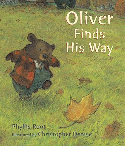 Oliver Finds His Way ebook