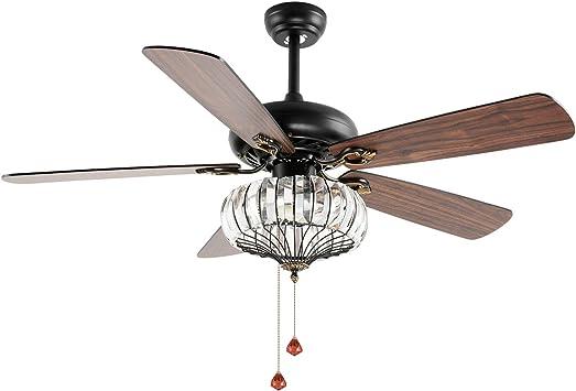 LuxureFan - Bombillas para ventilador de techo industrial con 5 ...