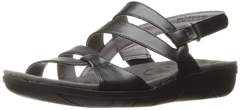 BareTraps Womens Jerie Fisherman Sandal Caramel Size 50