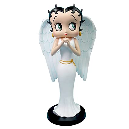 Betty Boop Grooming 24cm Collectable Figurine