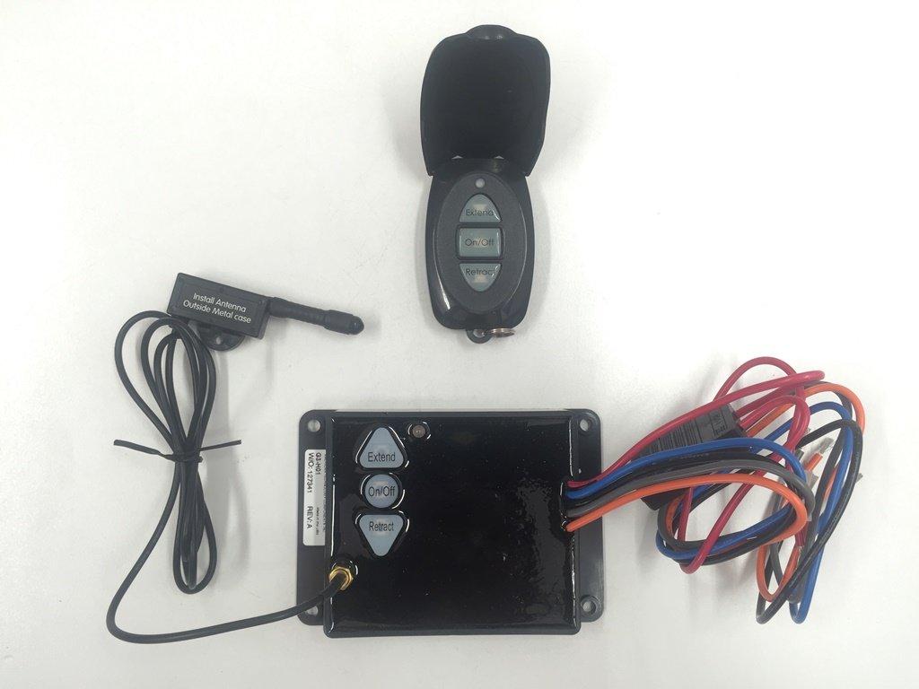 Amazon.com: Bucher Hydraulics Wireless Remote Control - Wireless Dump  Trailer Remote Kit: Home Improvement