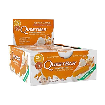 Quest Nutrition Quest Bars Double Chocolate Chunk - 12 Barras