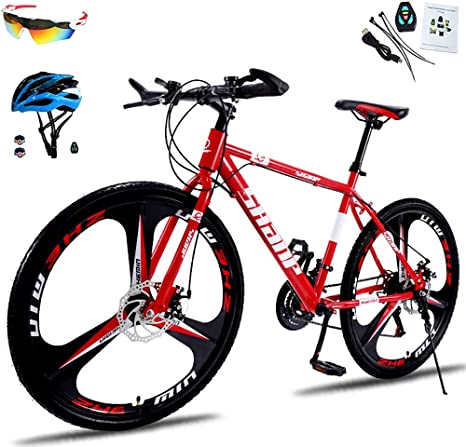 Bicicleta Plegable Mountain Bike Adventure Cuadro de Acero al ...