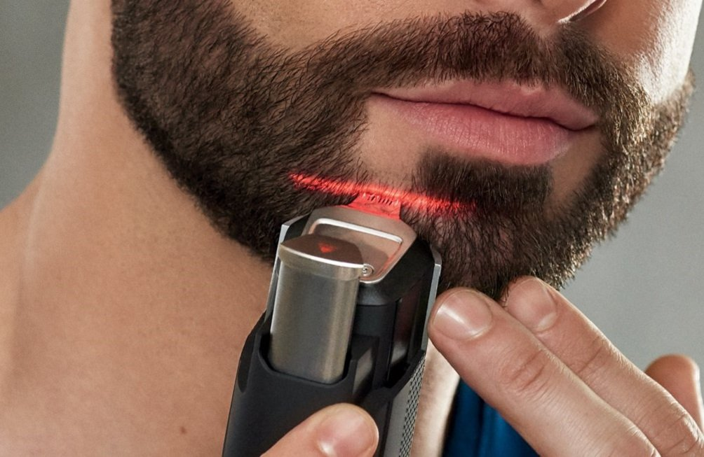 Philips Series 9000 Laser Guided Beard and Stubble Trimmer for ...