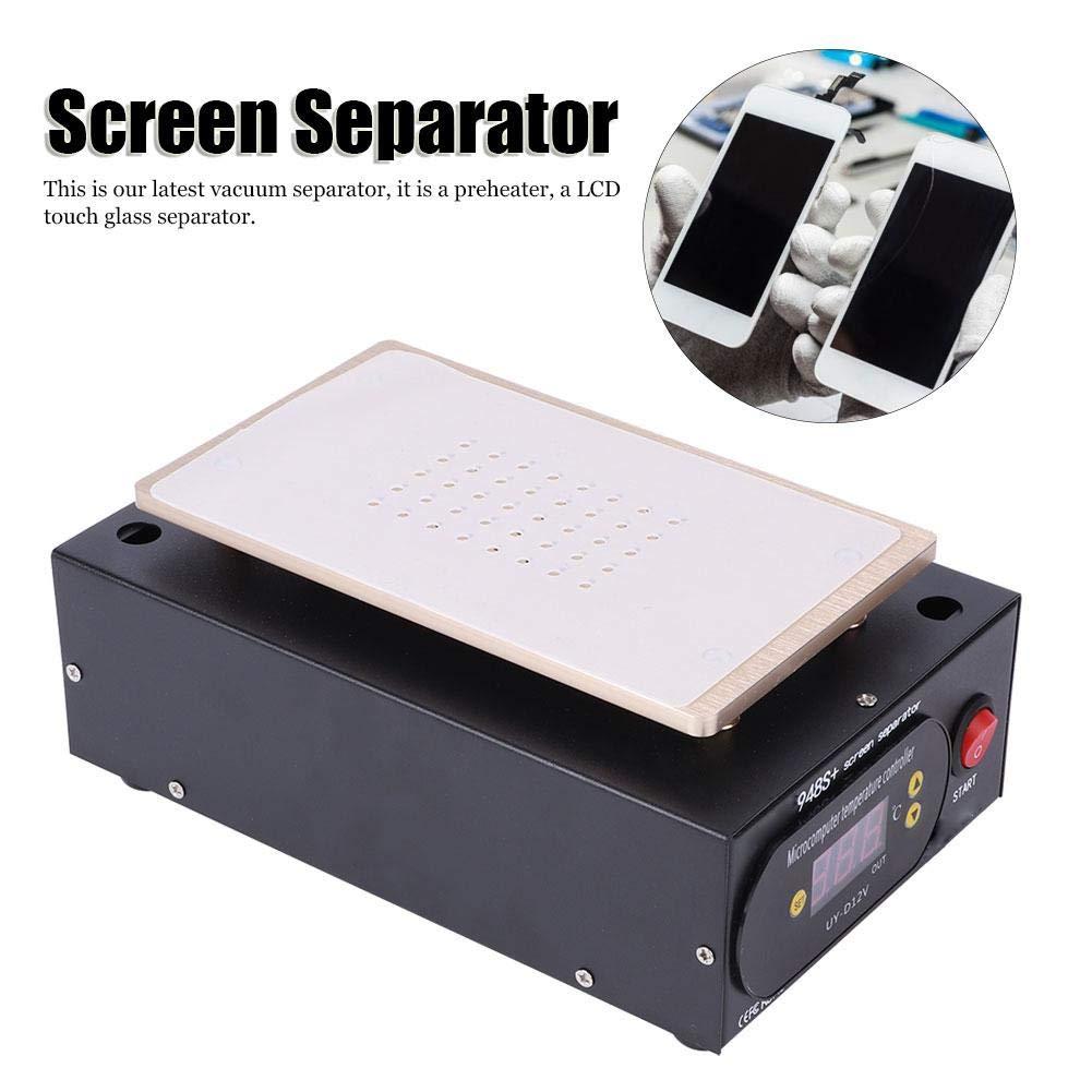 948S Bildschirmtrennmaschine 400W Smartphone Digitale LCD-Trennmaschine Vakuum Advanced Splitter Repair Tool f/ür die Reparatur von Mobiltelefontablets EU-Stecker 110-220V