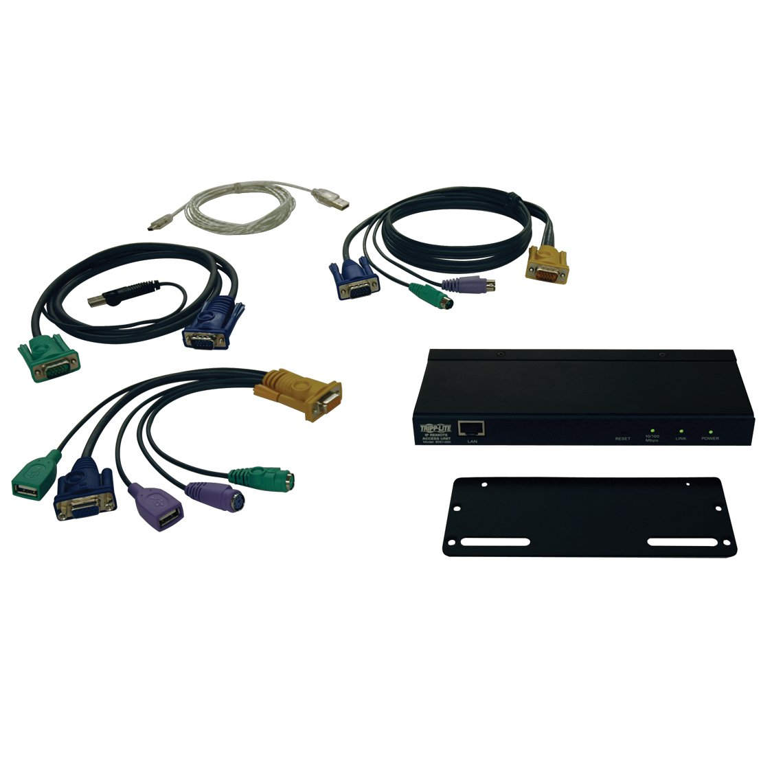 Tripp Lite Server Remote Control, External KVM over IP (B051-000) by Tripp Lite (Image #1)