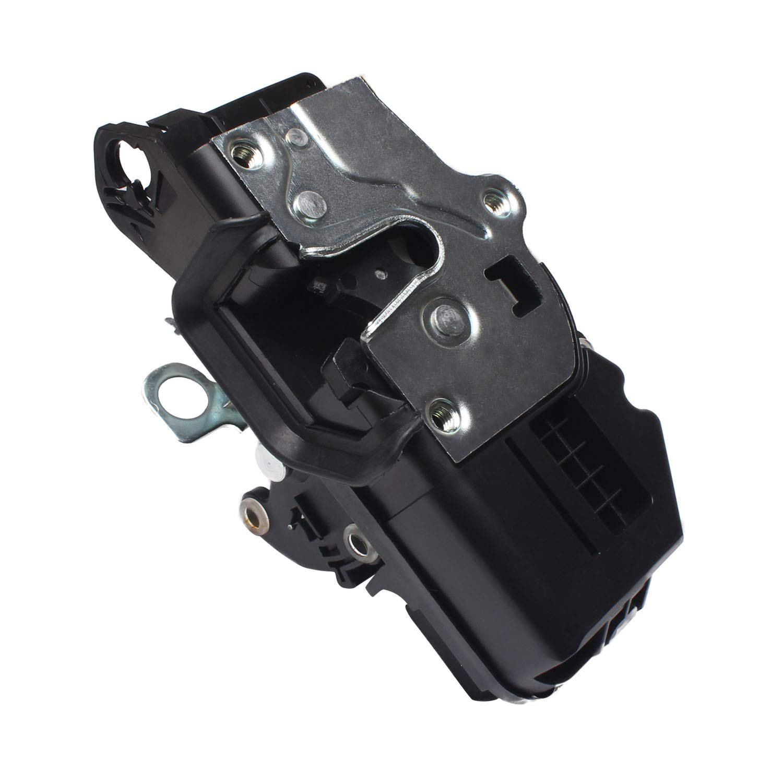 Monrand Front Left Driver Side Lock Actuator for 2007-2009 GMC Yukon Sierra Cadillac Escalade Chevrolet Avalanche Silverado 1500 2500 HD Tahoe 15880052 207838846 25789211
