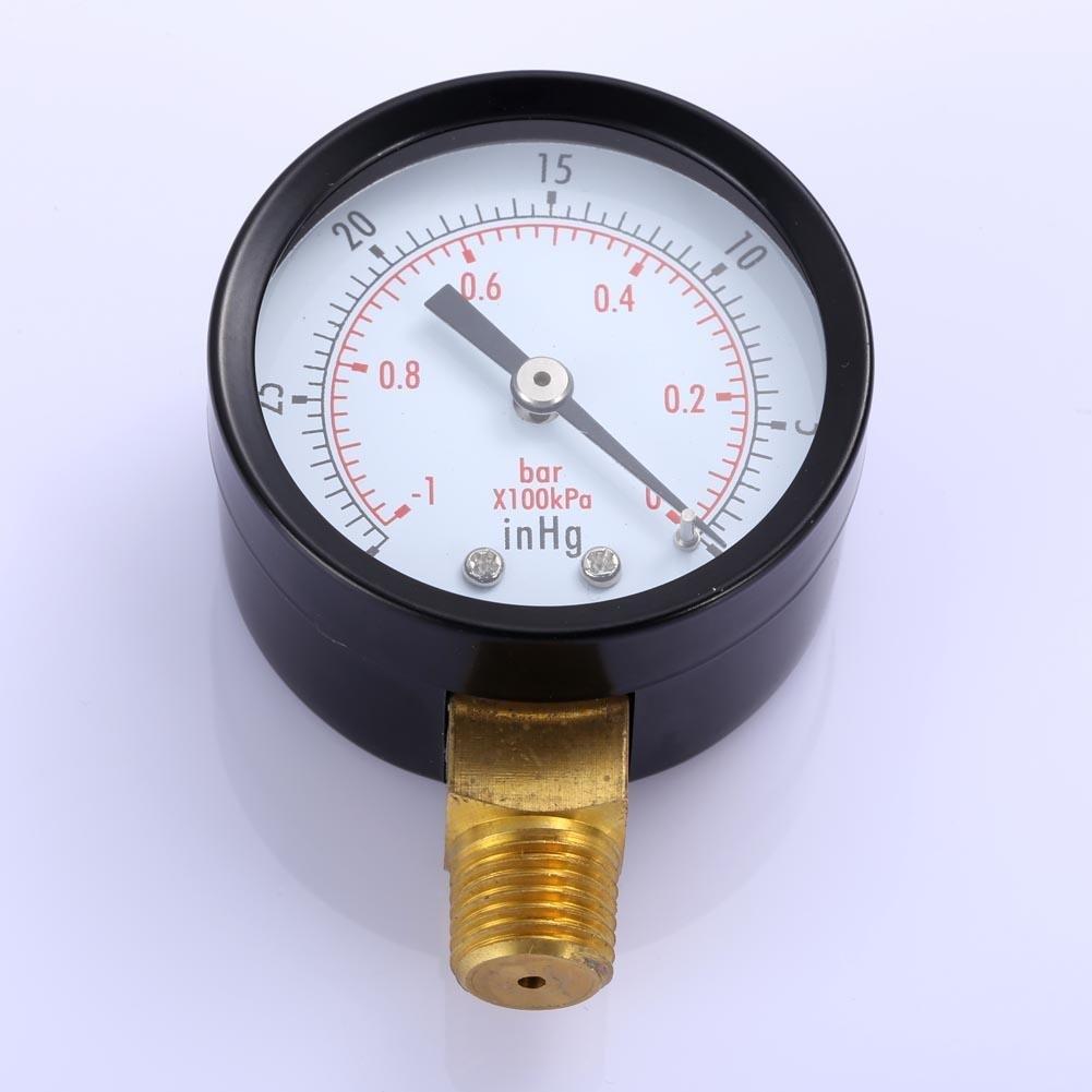 starnearby Luftdruckpr/üfer Luftdruckmesser Reifenf/üller mit Digitalanzeige Reifenf/üllger/ät Druckluftpr/üfer E