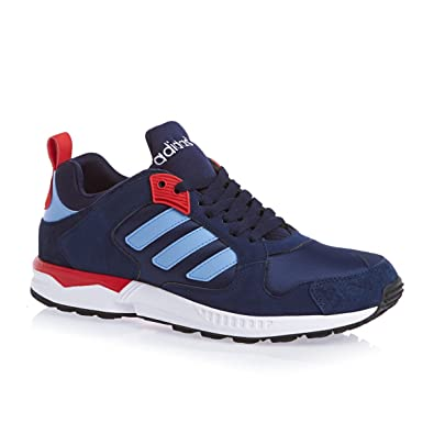 8296a5d67 Adidas Originals Zx 5000 Rspn Shoes - Collegiate Navy   Columbia Blue    Poppy  Amazon.co.uk  Shoes   Bags