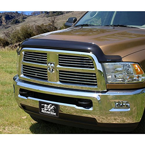 Stampede 3132-2 Vigilante Premium Hood Protector for Ford (Smoke)