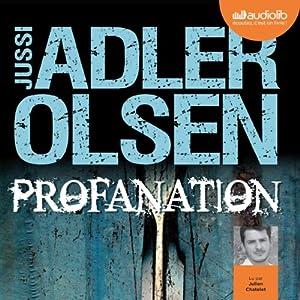 Profanation (Les enquêtes du département V, 2) Audiobook