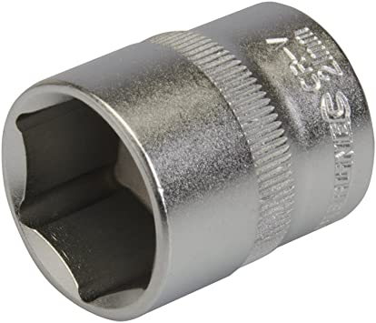 Silver Stanley 1-17-093 Socket wrench 1//2 Hex
